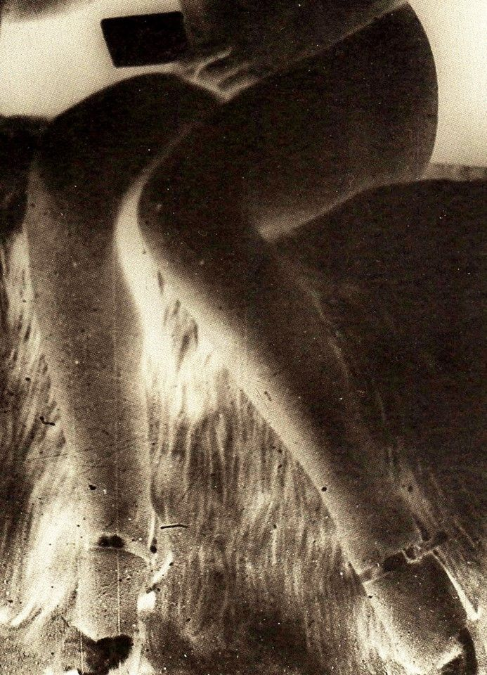 Kansuke Yamamoto - The Semitransparent City , ca.1950
