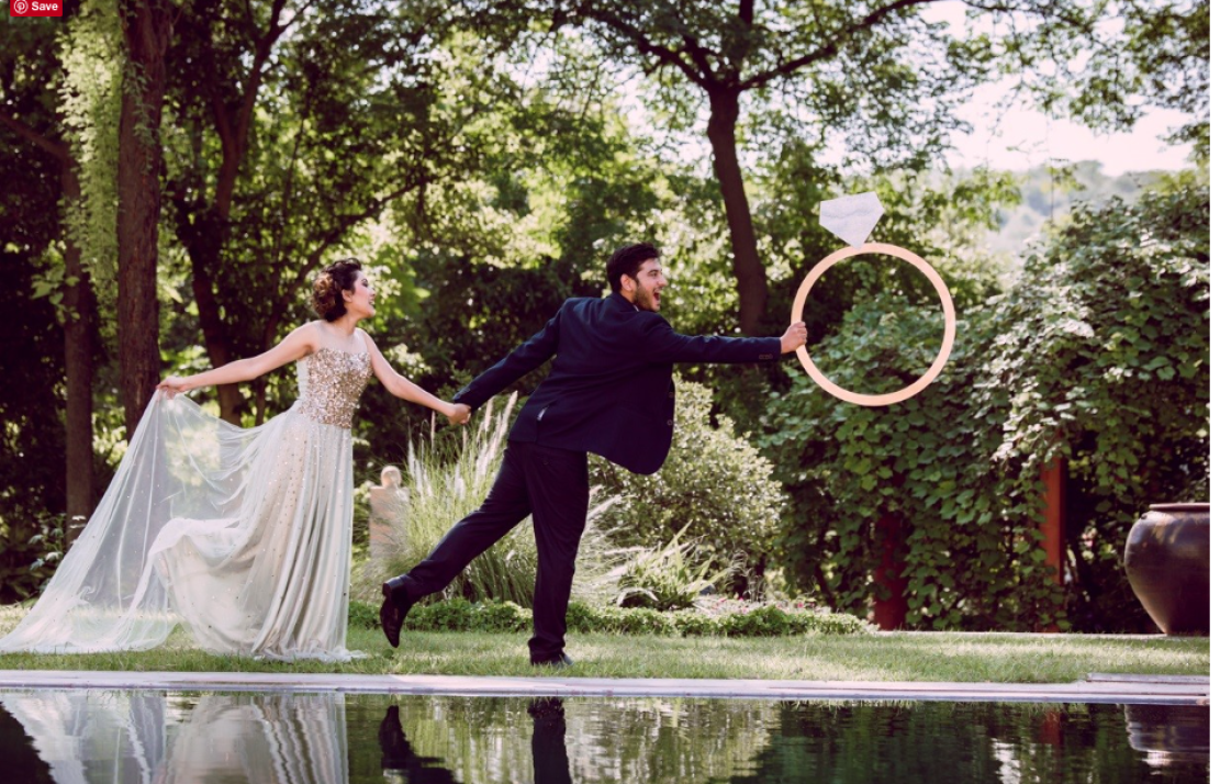Pre Wedding Gifts For Bride: New Pre Wedding Shoot Ideas For Indian Weddings