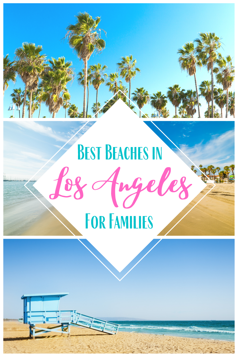 Best Family Beaches In Los Angeles Ca In 2020 Usa Travel Destinations California Travel Best Family Beaches