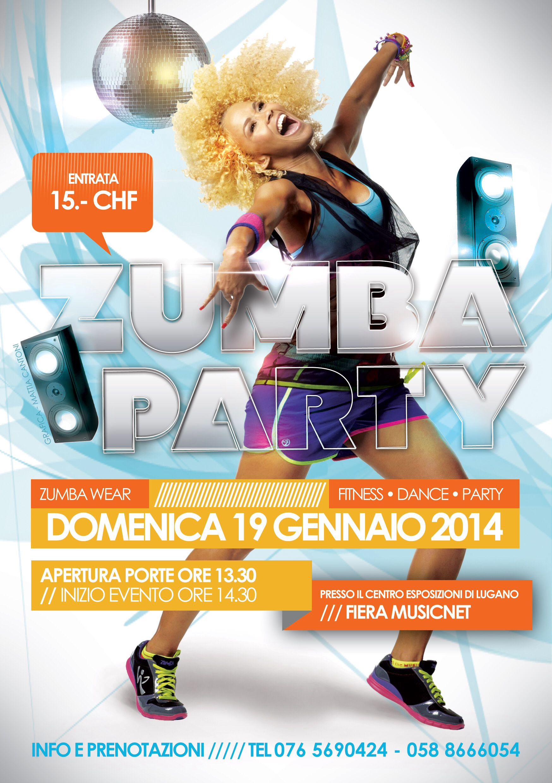 Zumba poster design - Explore Photoshop Illustrator Zumba And More Fresh Flyer