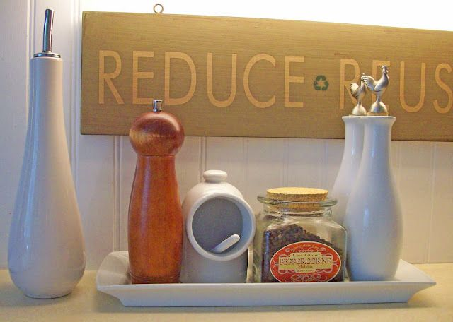white tray by the stove for salt pepper oil vinegar protects the counter top and can be pu on kitchen organization oil and vinegar id=48410