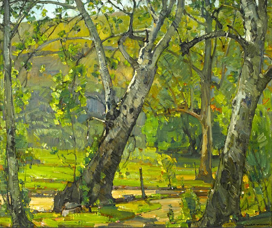 Pin By Gregory Turner Rahman On Painting Landscape Paintings Oil Painting Landscape Tree Art
