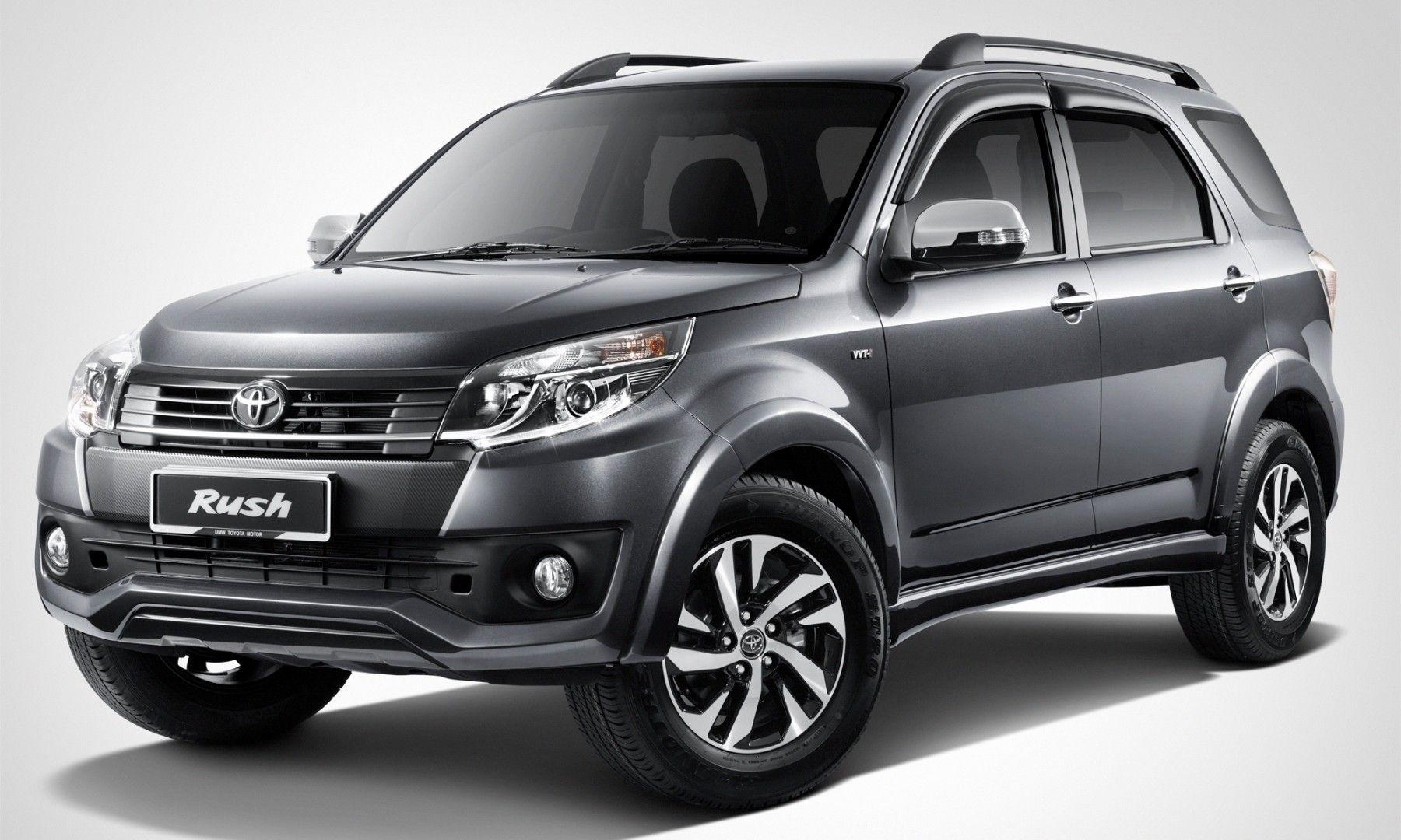 2016 Toyota Rush Indonesia launch price Rp 233 million