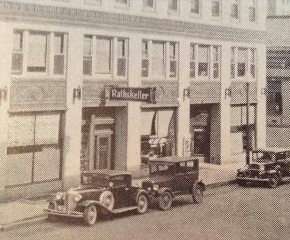 the rathskeller 1930 s fond du lac wisc fondy now and then rh pinterest com