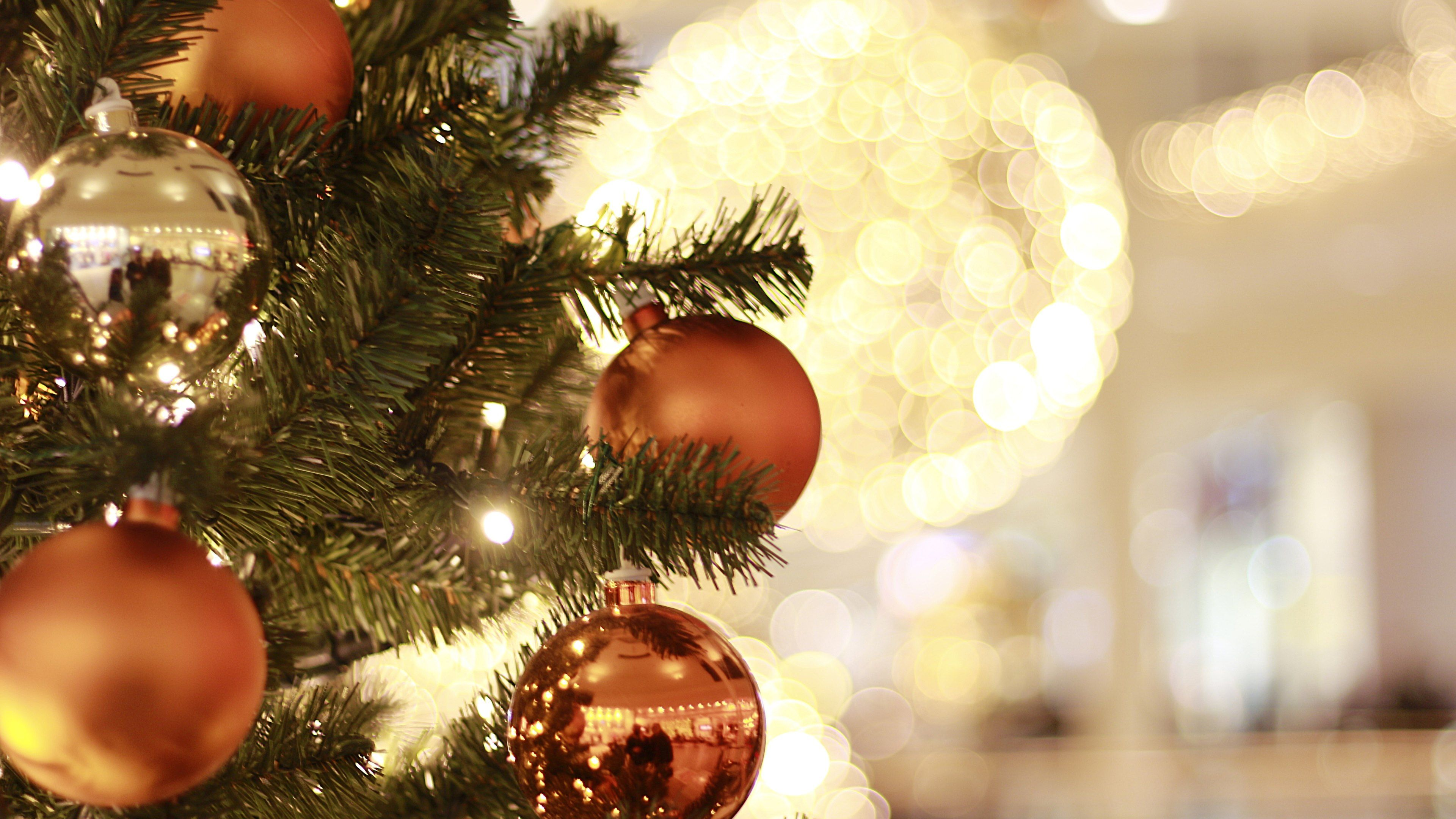 How To Decorate A Christmas Tree With Balls Image Result For Golden Christmas Tree  Christmas  Pinterest