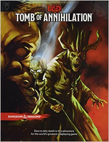 Pdf Download Tomb Of Annihilation Dungeons With Images