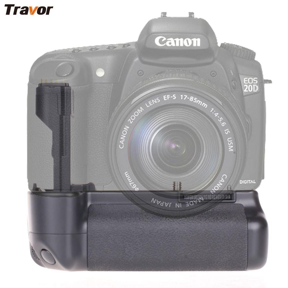 Professional Pro Vertical Battery Grip Pack Holder For Canon 20D 30D 40D 50D as BG-E2\BG-E2N