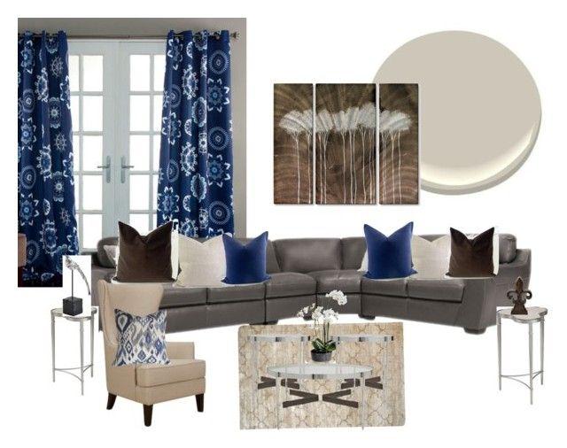 Navy Blue Brown And Beige Living Room Brown Living Room Brown Living Room Decor Living Room Grey