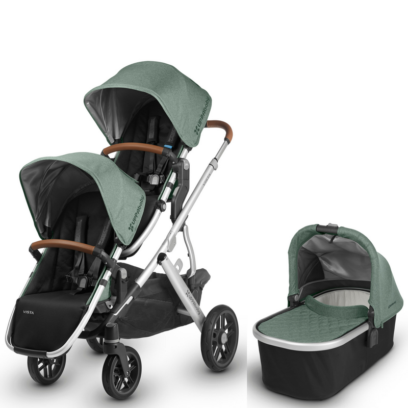2019 UPPAbaby VISTA Double Stroller Uppababy vista