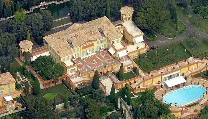 Villa Leopolda - France | Expensive houses, Hollywood homes, Houses in  america