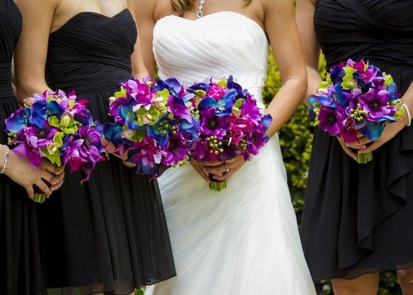 Michelle & Dave Wedding Flowers Photos on WeddingWire