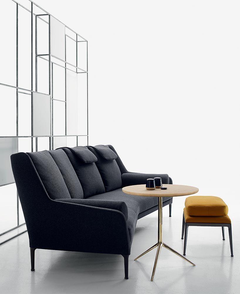 sofa douard collection b b italia u201c design antonio citterio rh pinterest com