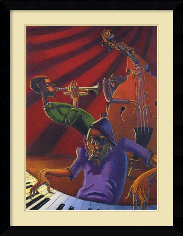 Bua jazz trio
