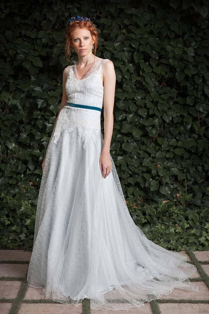 diseñadora de vestidos de novia personalizados a medida | colección