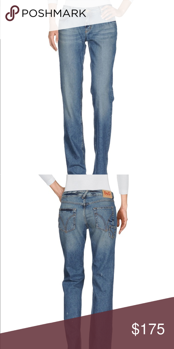4db580b1 NEW • Dolce & Gabbana • Cool Bootcut Jeans 30 - Dolce & Gabbana - Women's
