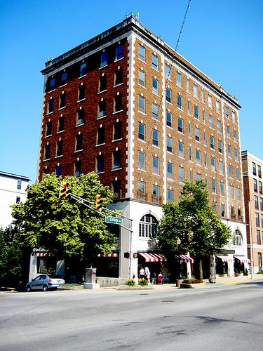 Graham Hotel Bloomington Indiana My Mother Worked Here For Many Years