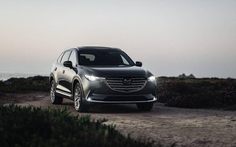 Mazda Cx 9 Carbon Edition 2021 Suv Drive V 2021 G Gibridnyj Avtomobil Mazda Dvigatel