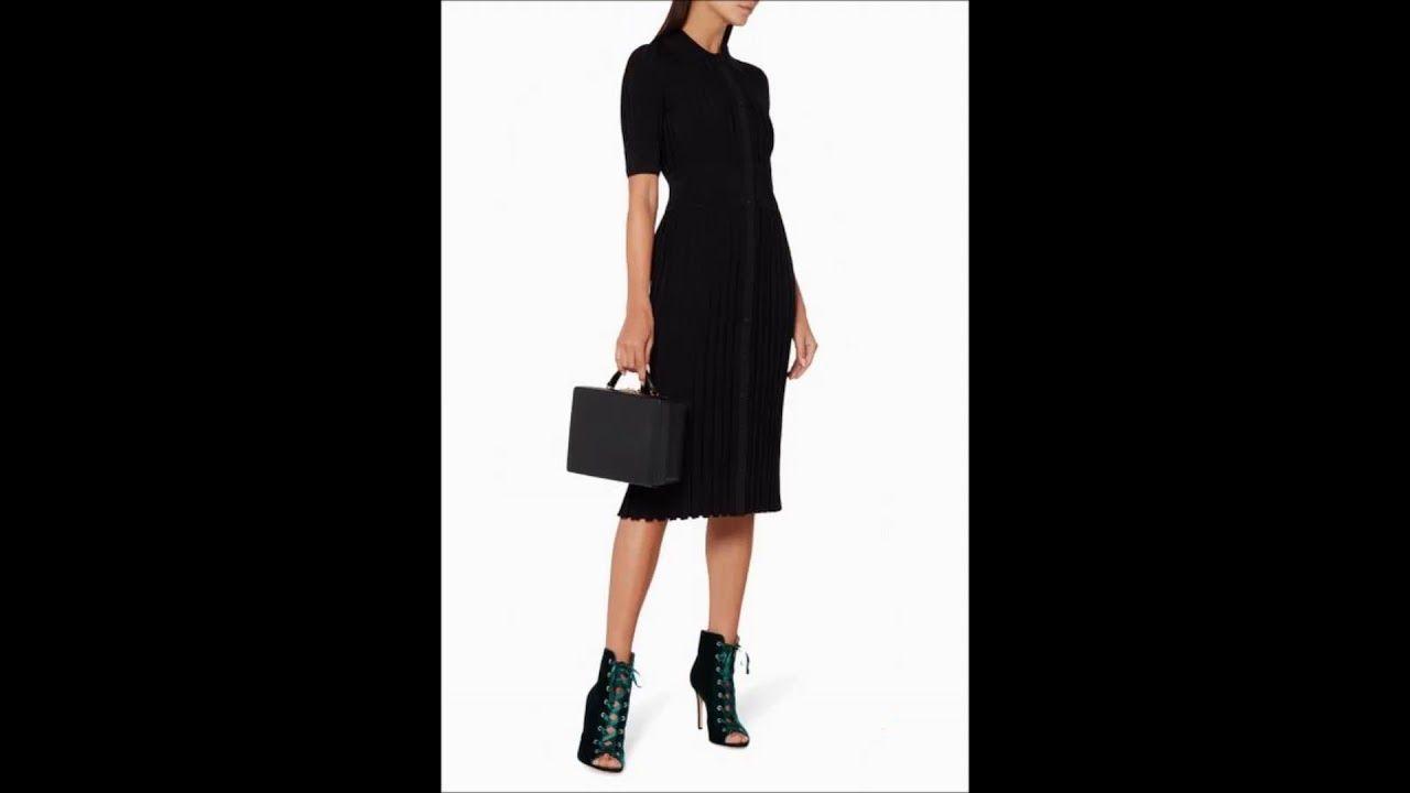 ماركه التوزارا احدث تشكيله ملابس ماركه التوزارا Altuzarra Dresses For Work Fashion Youtube