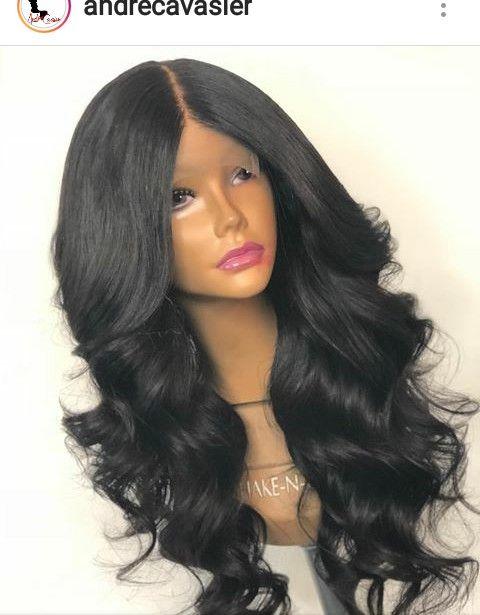 IG: @andrecavasier New York Hairstylist  