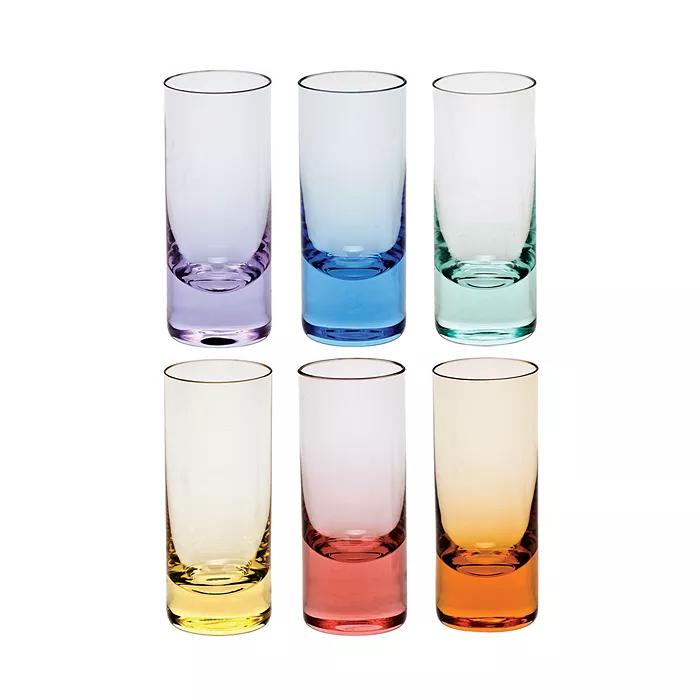 Moser Vodka Shot Glass In 2021 Vodka Glasses Shot Glass Crystal Glassware