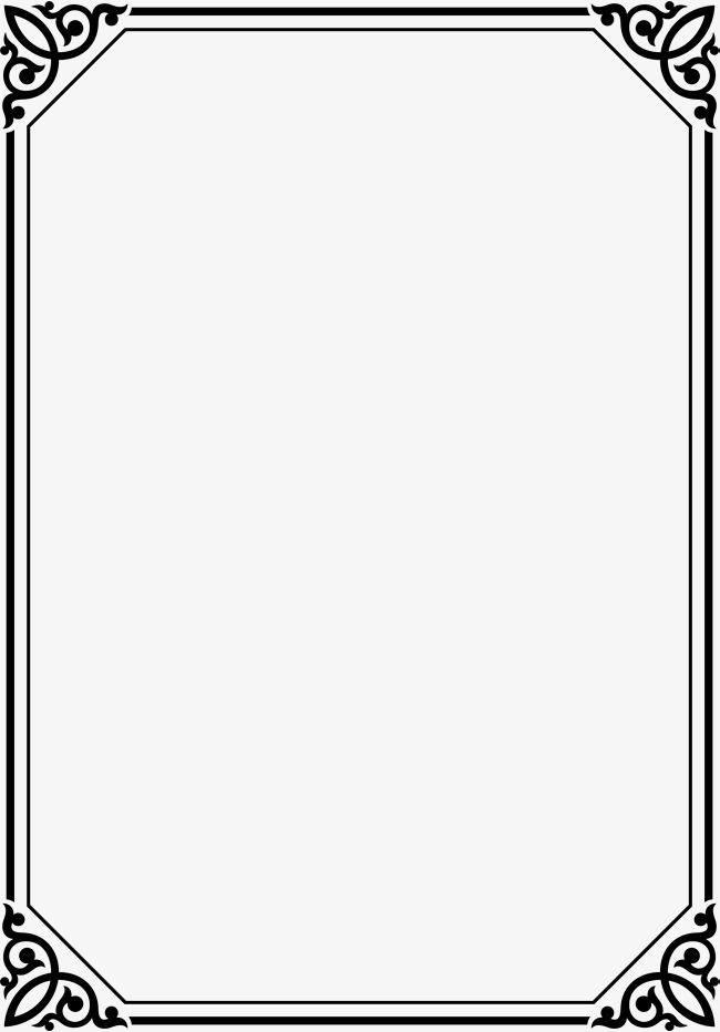 black frame png. Interesting Png La Linea De Black Frame Black Lnea Frame PNG Image And Clipart And Png