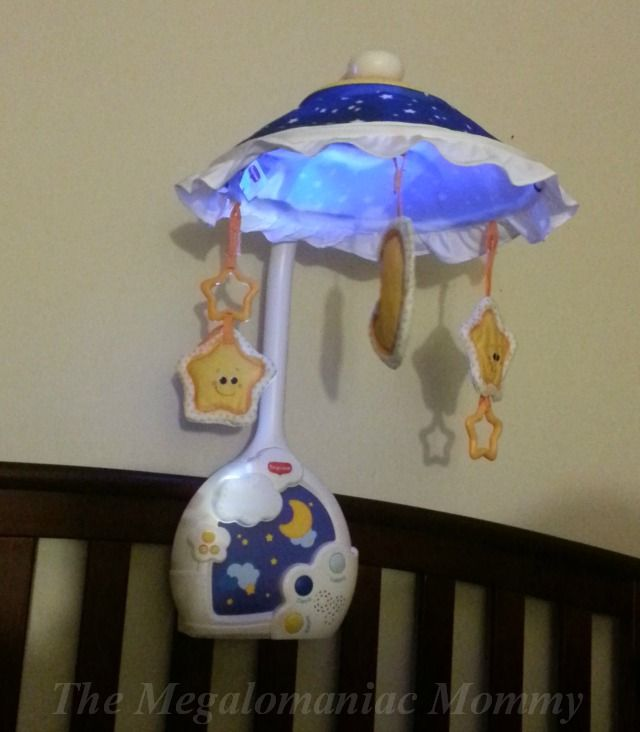Tiny Love Starry Night Mobile