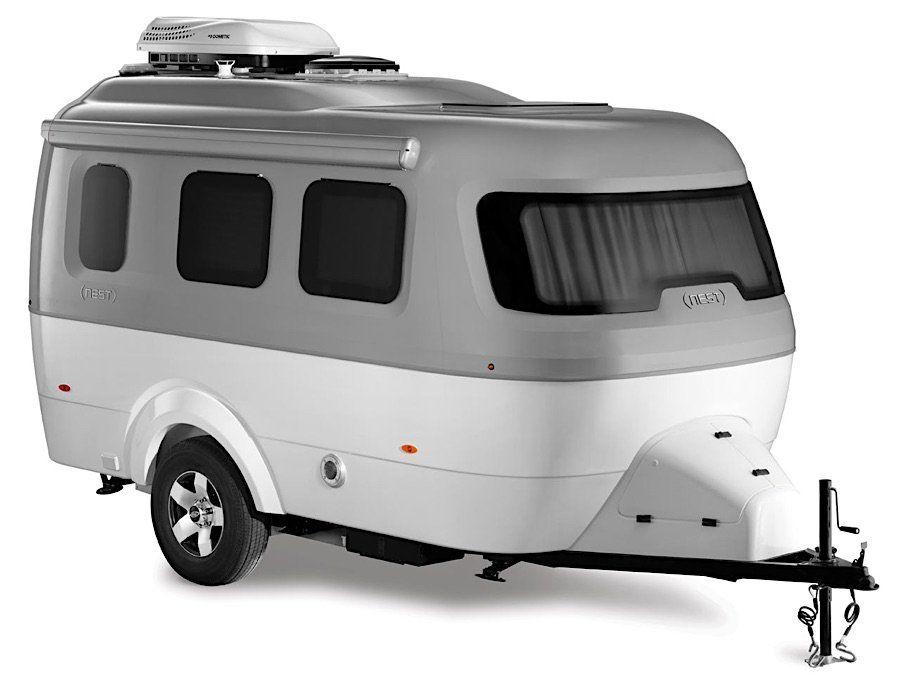 Bryan Thompson und Airstream präsentieren einen stylischen ...