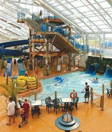 Waves Indoor Waterpark Indoor Waterpark Water Park Resort Spa