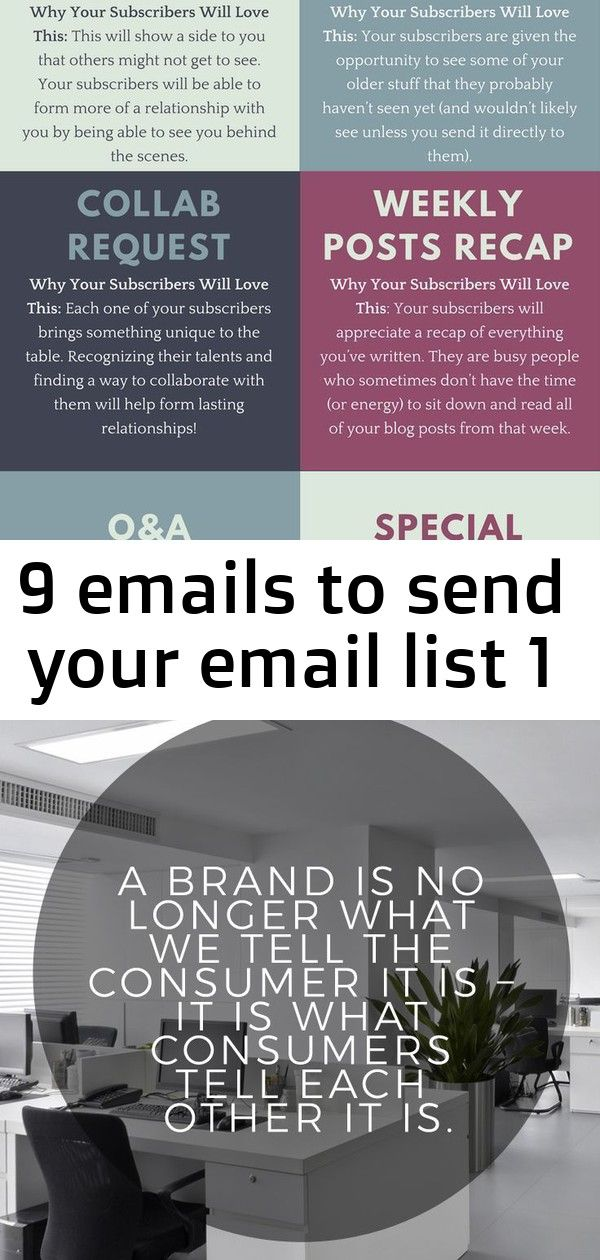 9 emails to send your email list 1 digital marketing construction superintendent skills resume sample for dot net developer experience 5 years cv docx download