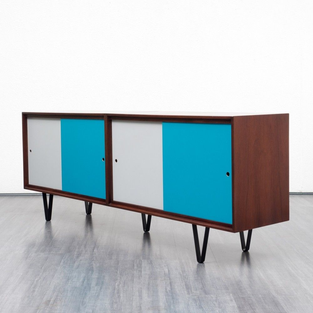 sideboard from the sixties by unknown designer for unknown producer rh pinterest com