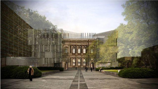 UNIVERSITY OF MELBOURNE BY JWA | Landscape design ...
