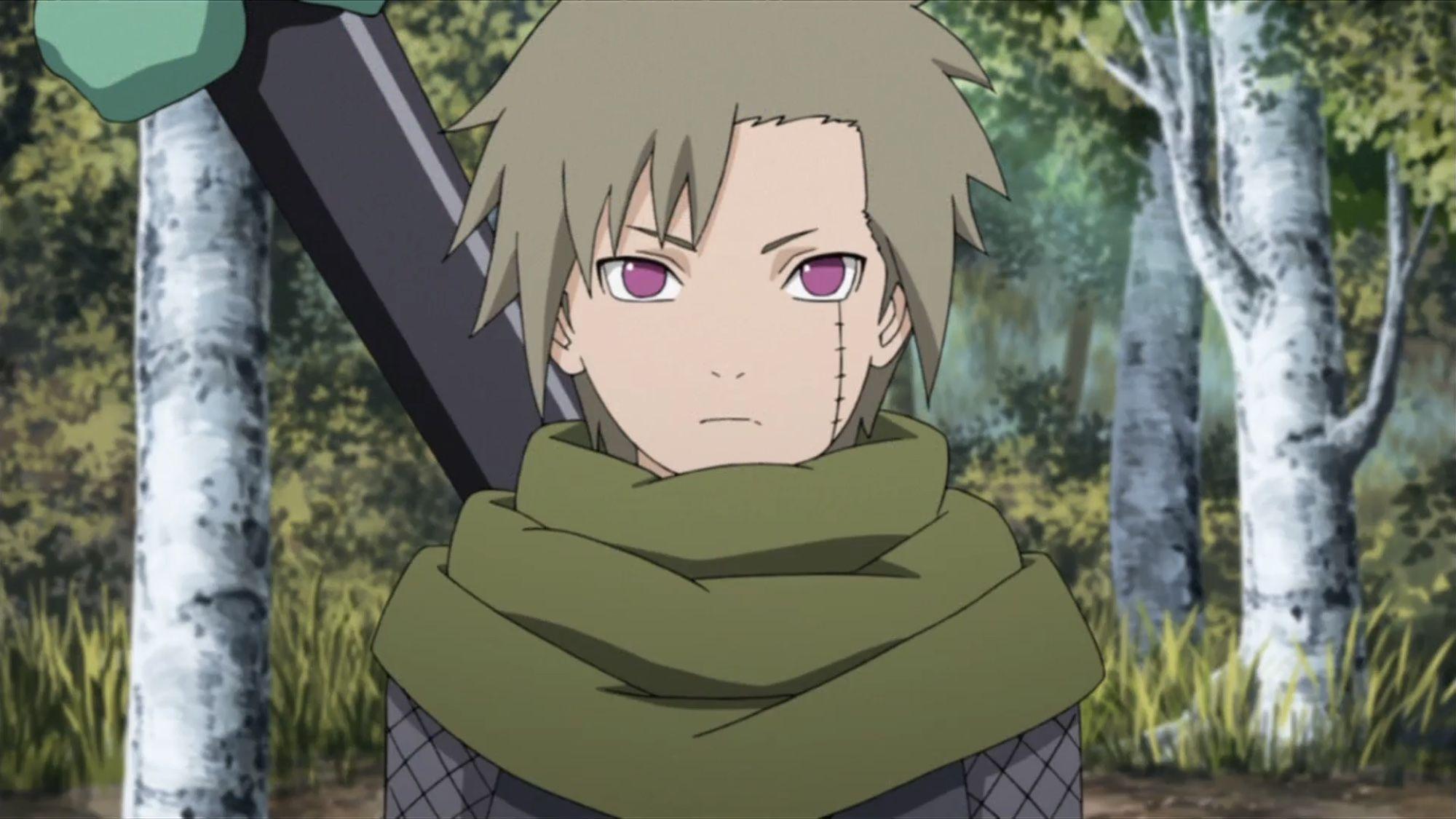 Yagura Karatachi || Naruto Shippuden | Naruto cute, Naruto ...
