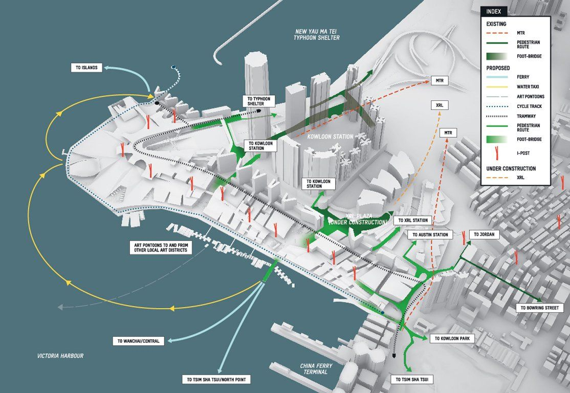 Explore Riverside Drive and more West Kowloon