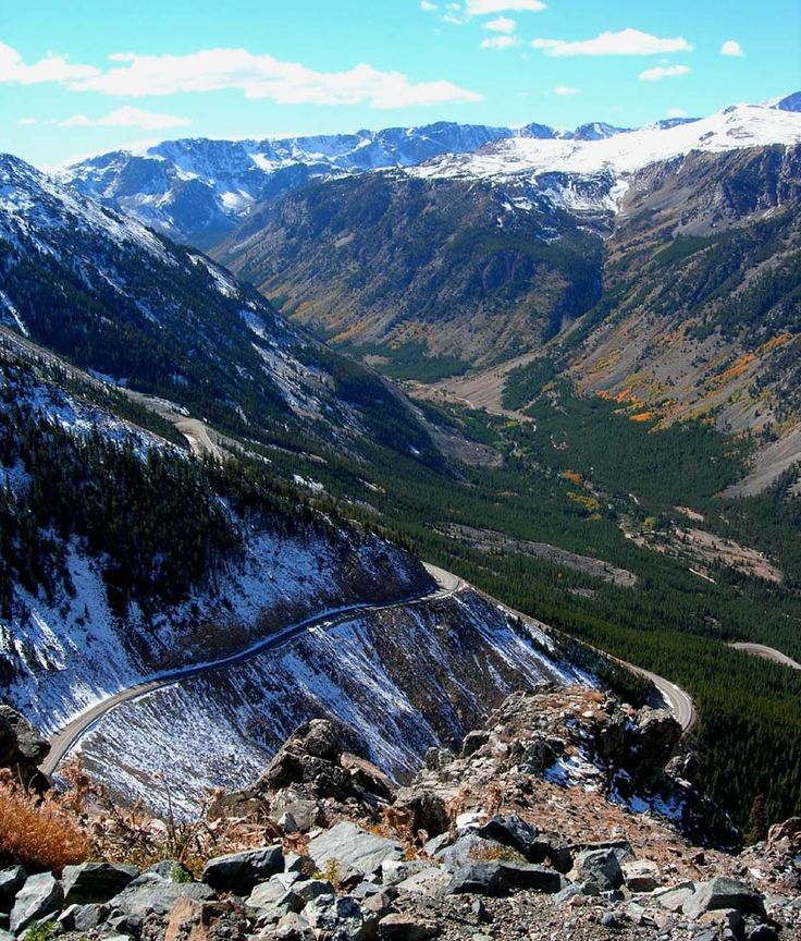 5 Best Road Trips in North America Misc. Beartooth