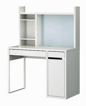 how well does the ikea micke desk work in 2019 bedrooms micke rh pinterest com