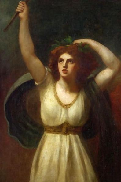 Portrait of Lady Emma Hamilton as Cassandra by George Romney (1734-1802) via fuckyeahgreekmyths (tumblr)