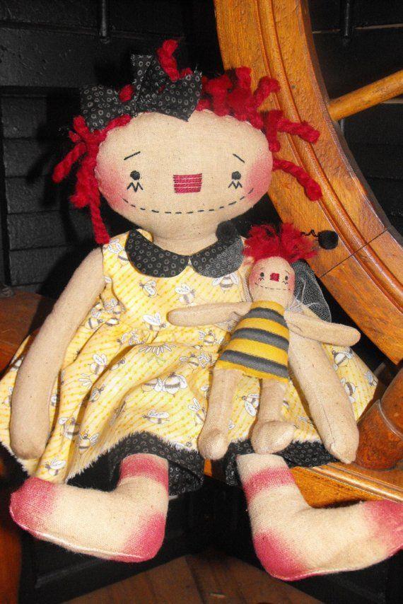 Primitive Beatrix Ann and Buzzi instant by PrindleMountainPrims, $5.00