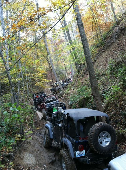 Iron Gap 4 Wheeling And Jeep Ride In The Mountains Around Winchester And Belvidere Tn Winchester Tennessee The Mountain