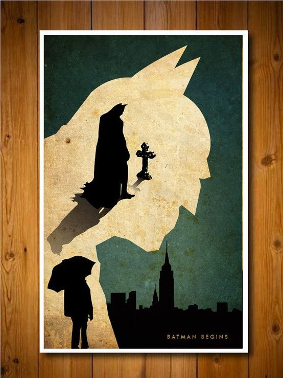 Publicidad en la Nube #batman