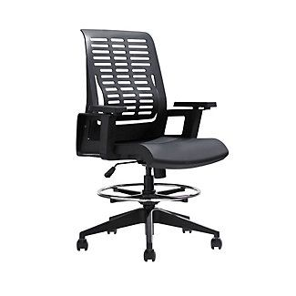 folding back poly lab chair office chairs chair office waiting rh pinterest com