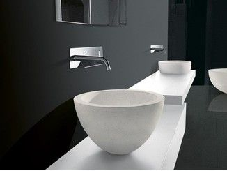 Badezimmer Becken ~ Best waschbecken images sink tops bathrooms and