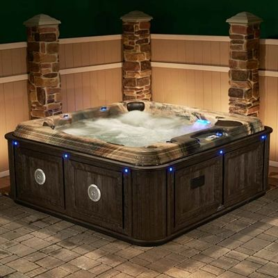 Strong Spas Buy Barcelona 50 Hot Tub Hot Tub Hot Tub Deck Spa Hot Tubs