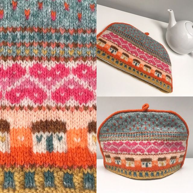 Hand Knitted Things | Tea cosy pattern, Knitting patterns ...