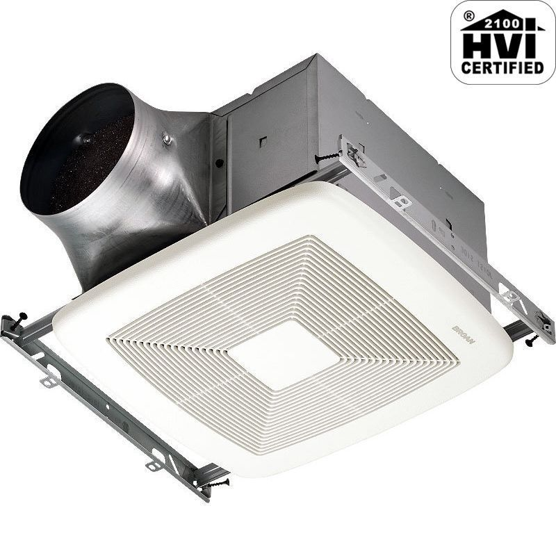 Broan Xb110 Bathroom Exhaust Fan Energy Star Fan