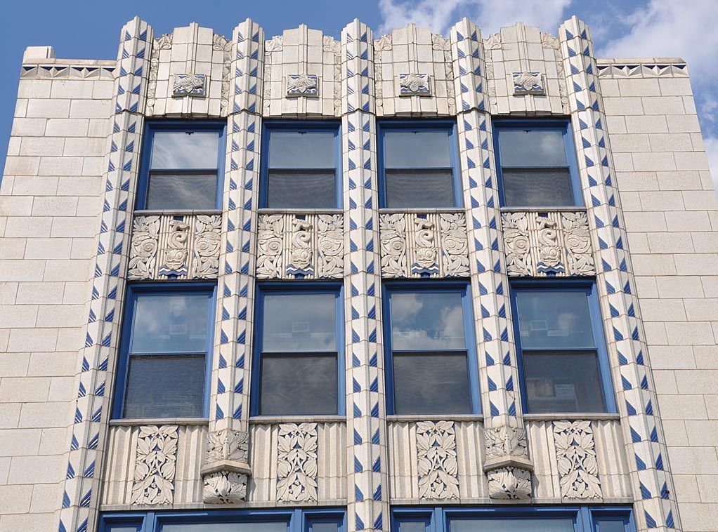 L. Fish Furniture Co. Building, W Lawrence Ave.