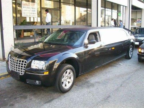Limousine For Sale >> 2007 Black 70 Inch Custom Built Chrysler 300 6 Passenger