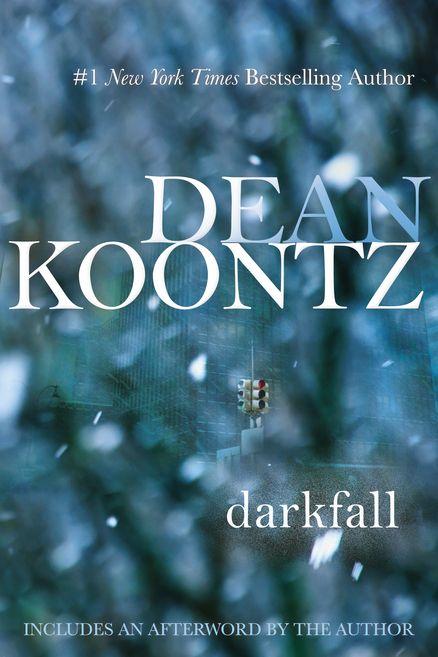 dean koontz darkfall audiobook