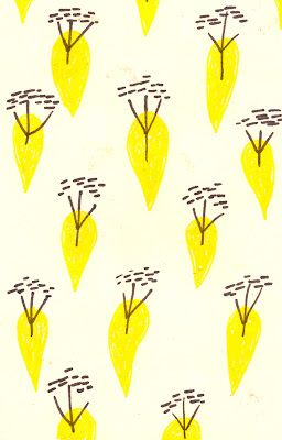 Yellow! By Ana Sender