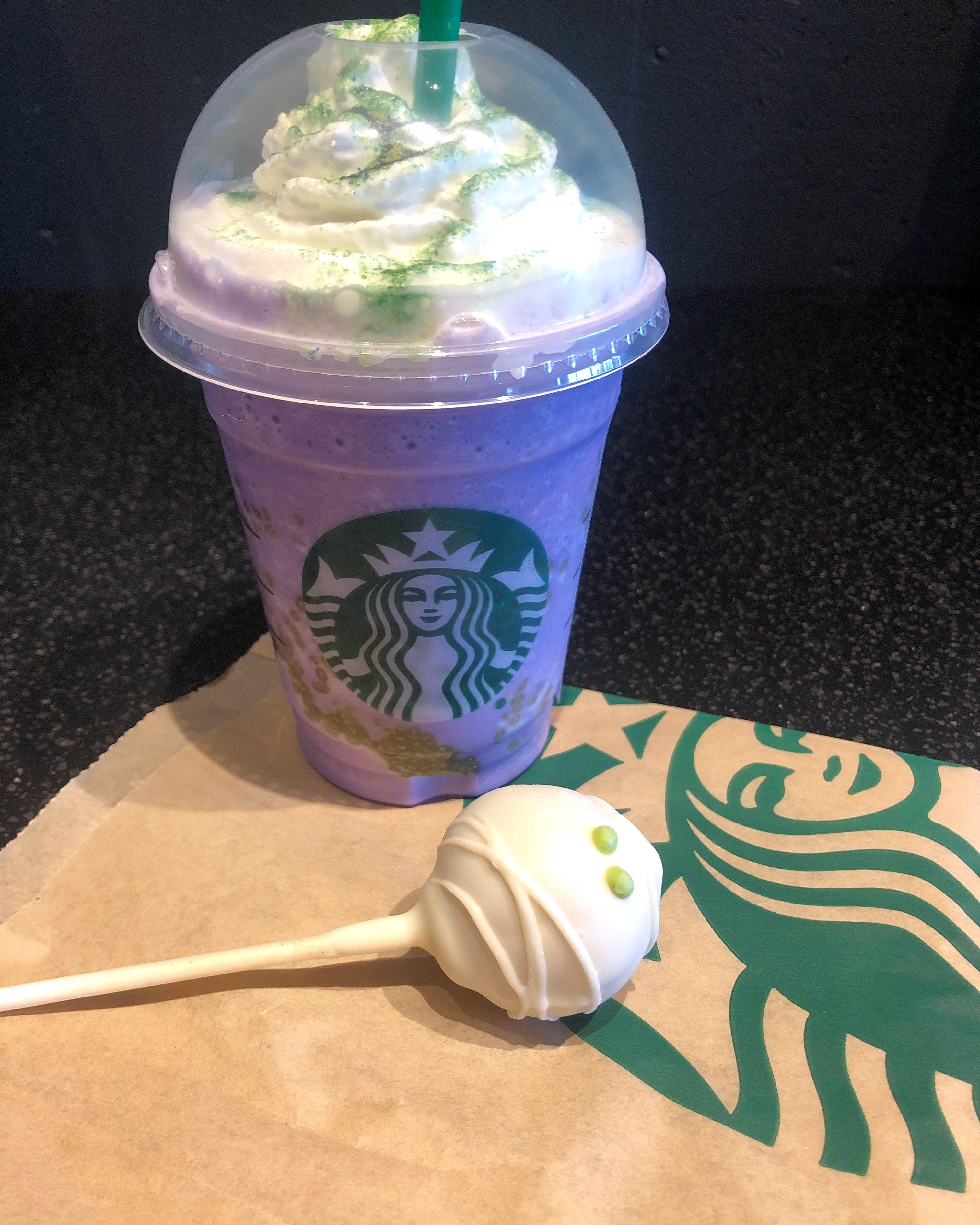 Terrific Starbucks Halloween Cake Pops The Cake Boutique Funny Birthday Cards Online Alyptdamsfinfo