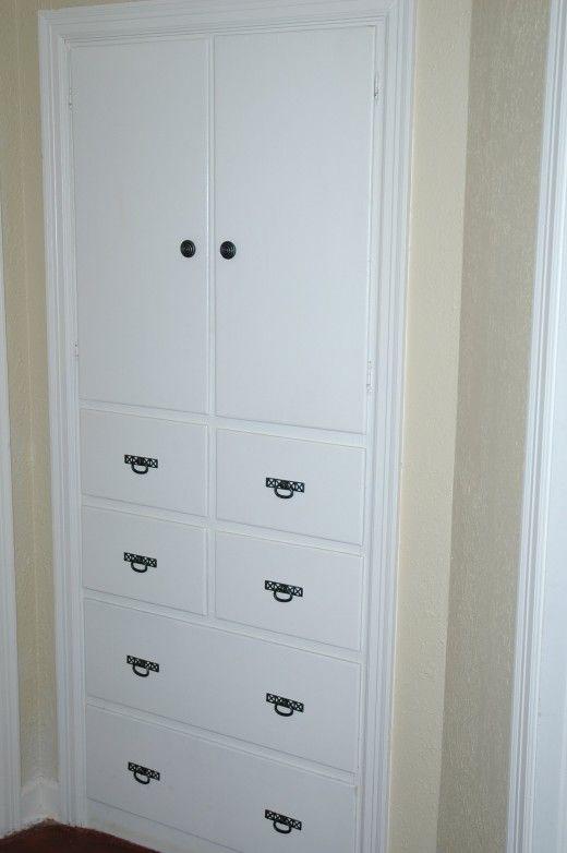 Get More Storage Space Bathrooms Bedrooms Hallways